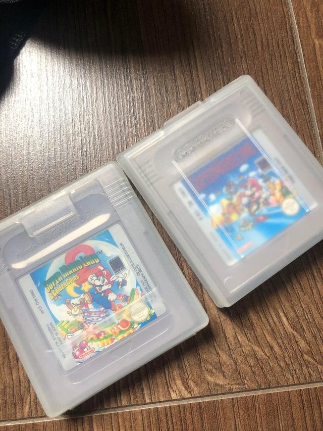 Super-Mario Nintendo war ein Spiel der 90er