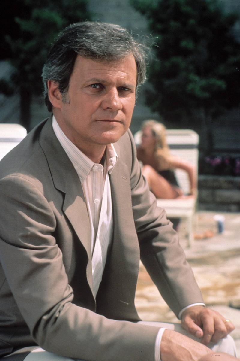"""Clifford """"Cliff"""" Barnes, der alles dafür tut, um die Ewings und ihr Unternehmen zu vernichten und zu sabotieren"""