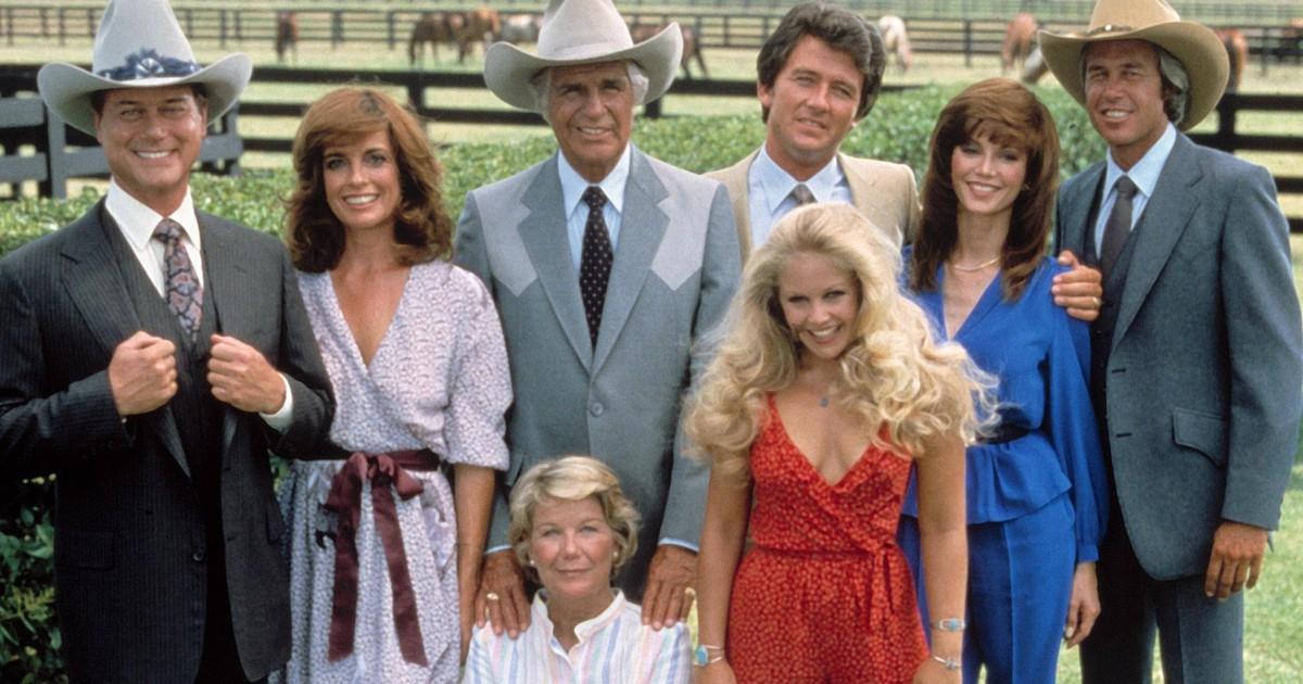 """Was wurde eigentlich aus den Stars aus """"Dallas""""?"""