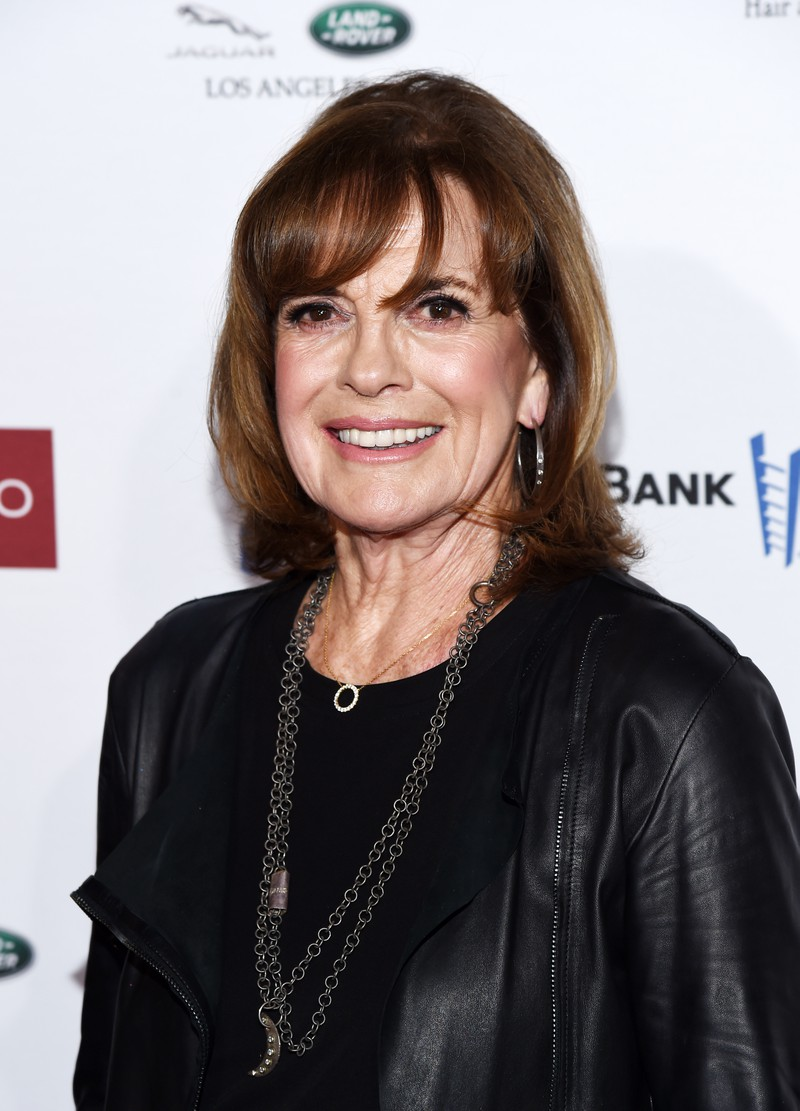Linda Gray, die in Dallas berühmt wurde und mittlerweile 79 Jahre alt ist