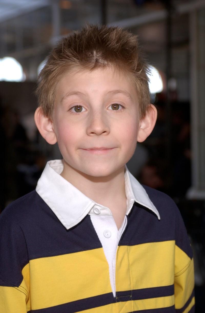 """Dewey ist zu Beginn der Serie """"Malcolm Mittendrin"""" der jüngste der Jungen."""
