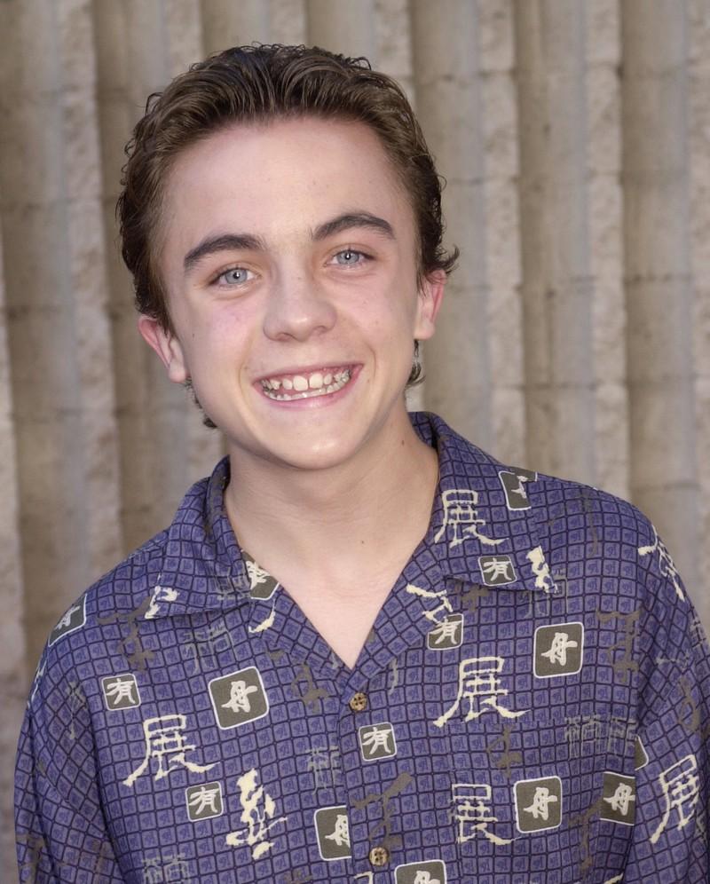 Malcolm ist die Hauptfigur der Serie und sah früher total unschuldig und lieb aus.