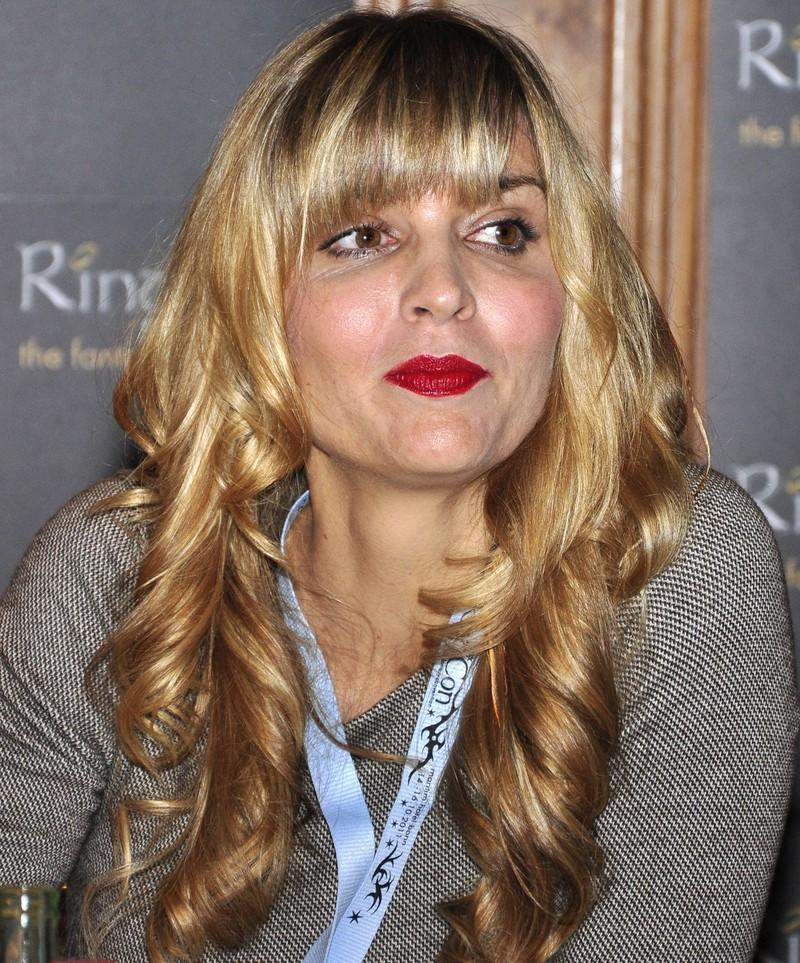 """Schauspielerin Hudson Leick und """"Xena"""" -Darstellerin im Jahr 2011 war nicht mehr aktiv in der Schauspielerei."""