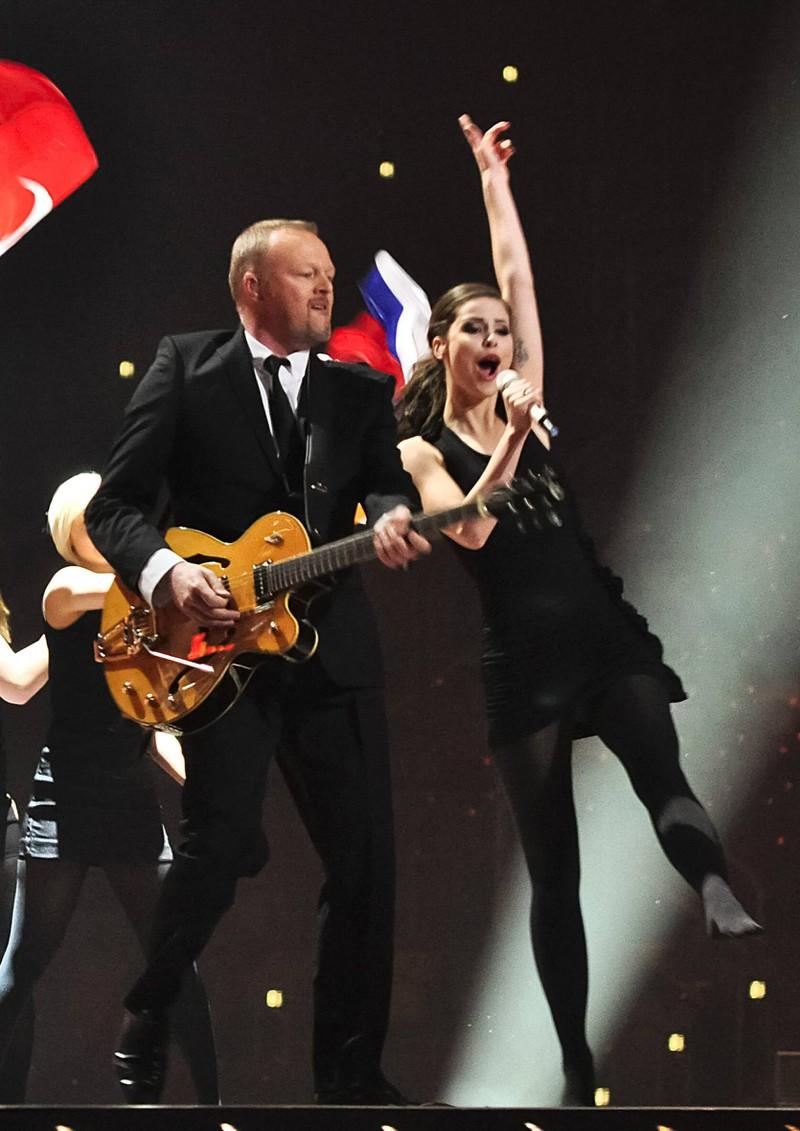 Stefan Raab entdeckte Lena Meyer-Landrut beim Eurovision Song Contest und machte sie über Nacht zum Star.