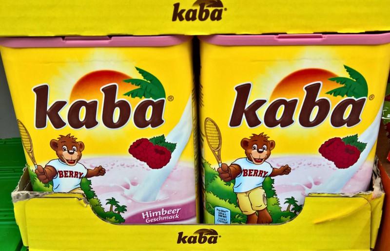 Kaba-Kakao war bei vielen damals ein Lieblingsgetränk
