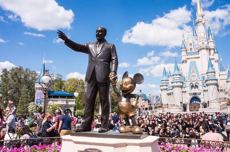 Das Disneyland-Konzept ist einer der größten Erfolge der Walt Disney Company.