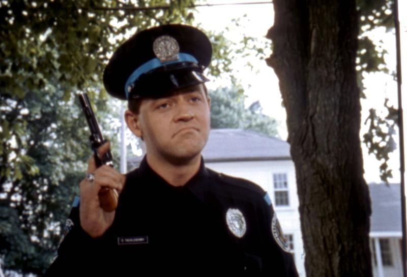"""""""Police Academy"""" wäre ohne David Graf früher nicht so lustig gewesen."""