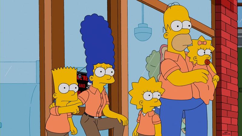 Die Familie Simpson verabschiedet sich: Das Quiz ist zuende!