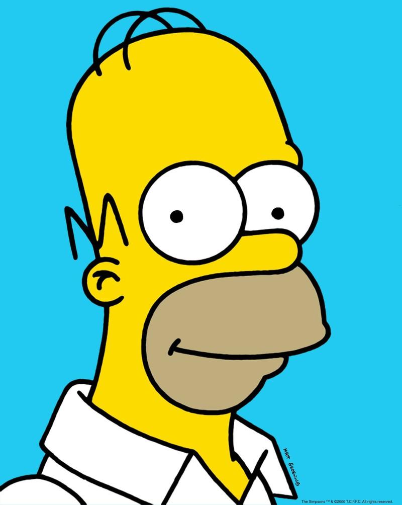 Homer Jay Simpson ist der Familienvater, wie TeilnehmerInnen des Quizes gut wissen