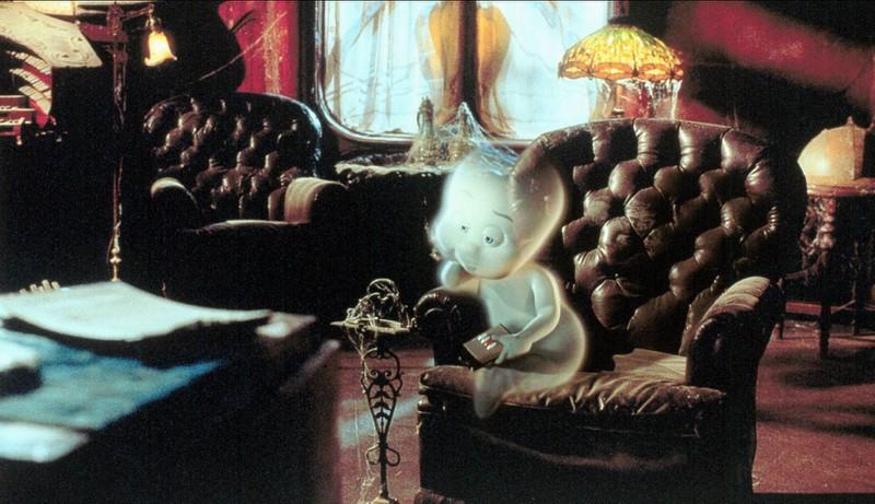"""Das liebenswürdige und einsame Gespenst """"Casper"""" hat uns damals wie heute begeistert."""