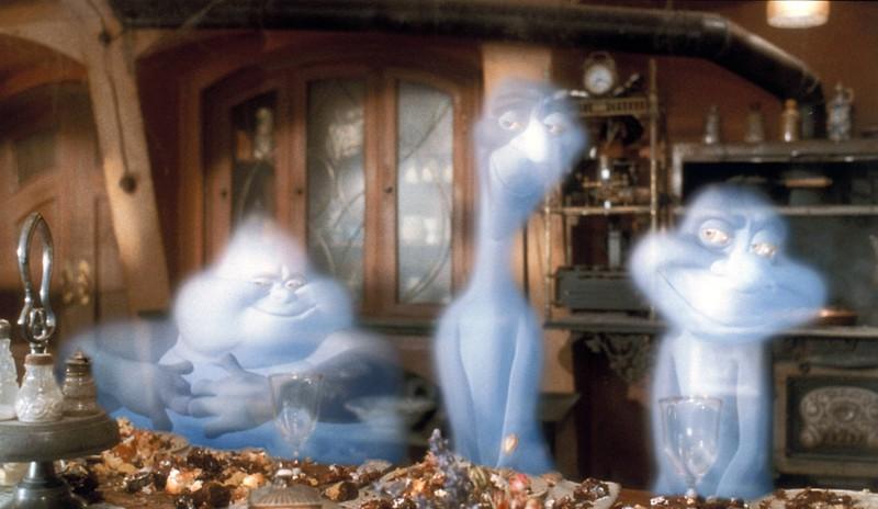 """Die Verwandten des Geistes """"Casper"""" verärgern uns gegenwärtig immer noch."""
