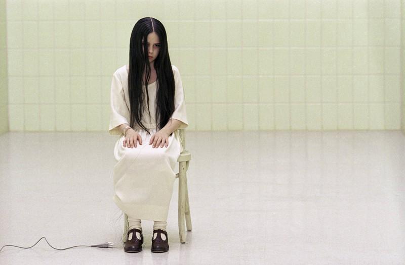 """Das kleine unheimliche Mädchen aus """"The Ring"""" namens Daveigh Chase"""
