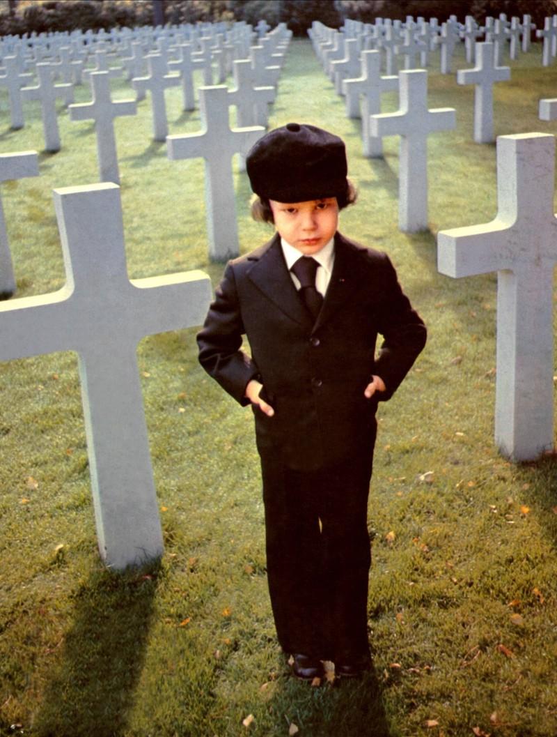 """Harvey Stephens, der in """"Das Omen"""" den kleinen Jungen spielte, der seine ganze Familie ermordete"""
