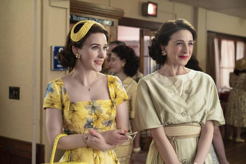 Seit 2017 ist Marin Hinkle in der Serie The Marvelous Mrs. Maisel als Rose Weissman in einer Hauptrolle zu sehen.