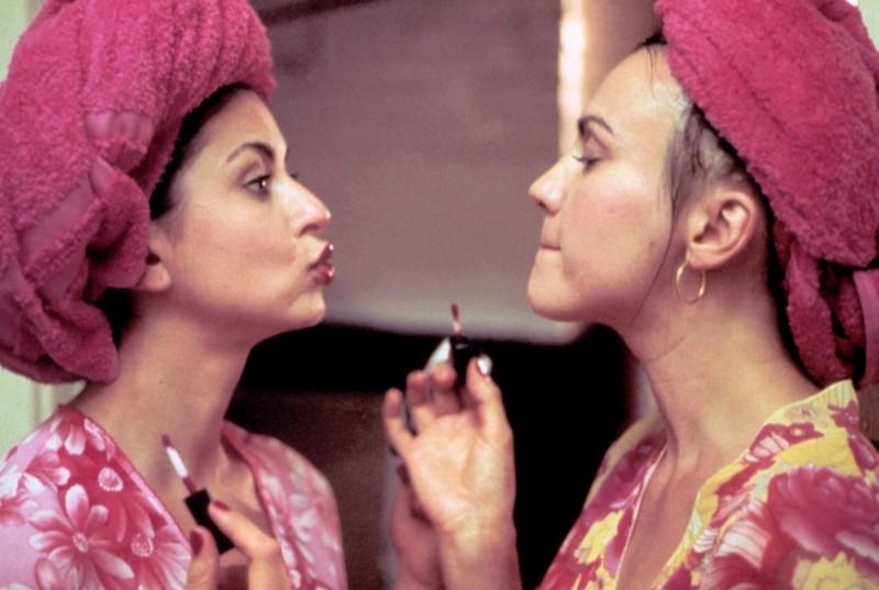 Beauty Trend der 2000er waren Glossy Lips