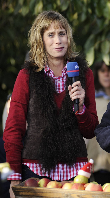 """Sandra Eckardt hat acht Jahre lang die Sendung """"Vermisst"""" moderiert."""