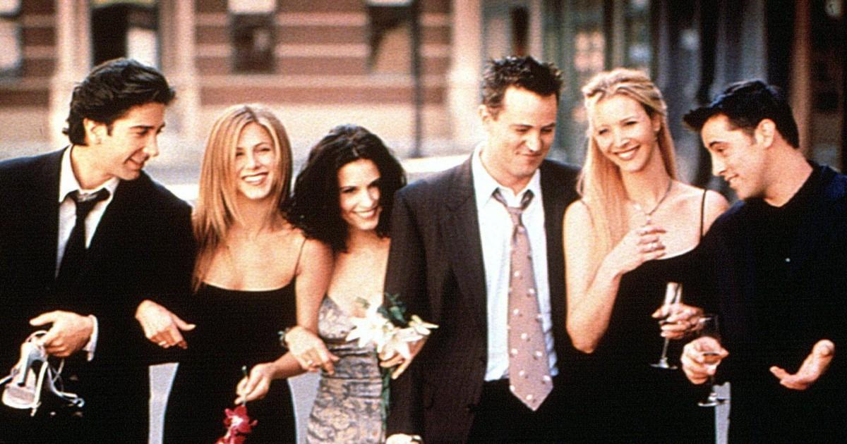 Quiz: Wie gut kennst du die Serien der 90er?