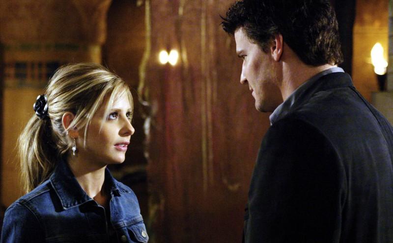"""""""Buffy"""" war eine Serie über eine Vampirjägerin"""