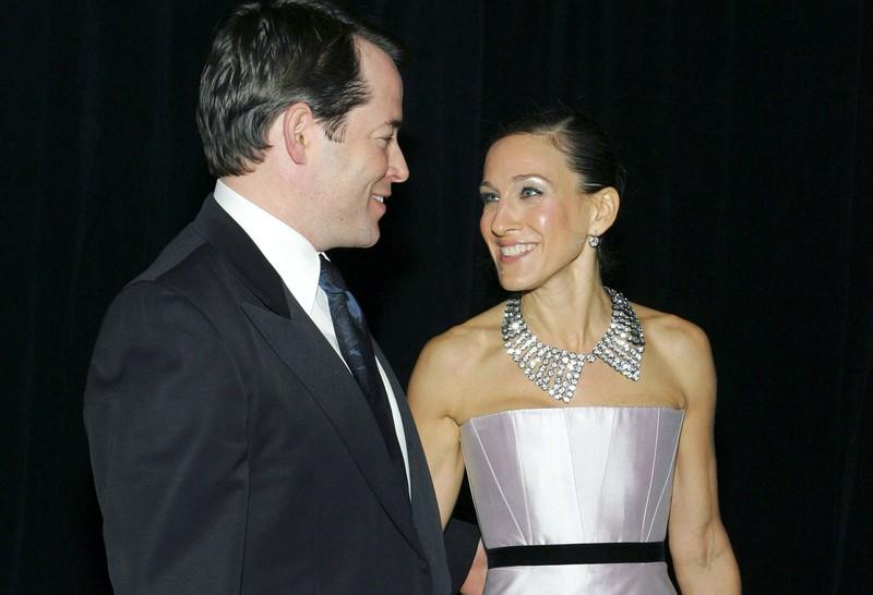 Matthew Broderick und Sarah Jessica Parker sind seit 1997 verheiratet