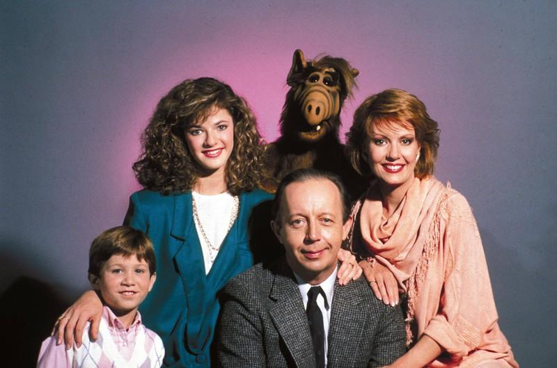 ALF – Das ist die Familie Tanner