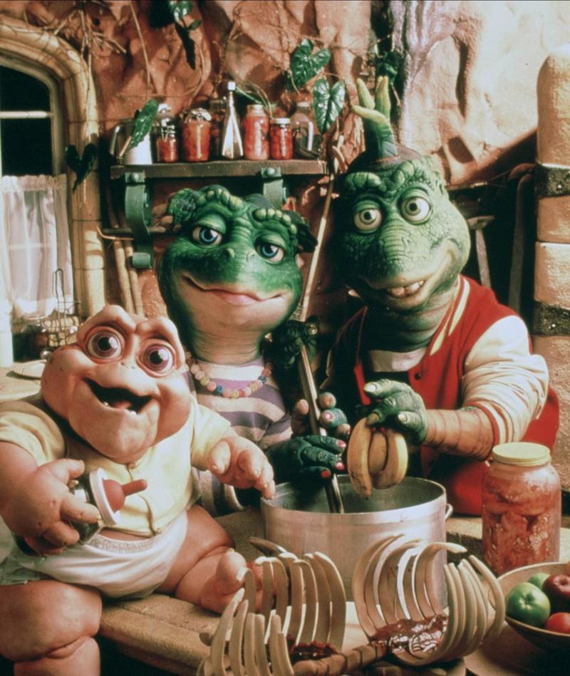 Die Dinos – Die Sinclairs