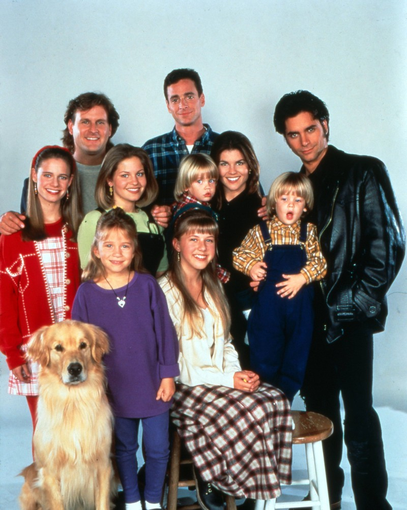 ",,Full House"": Das ist die Familie Tanner"