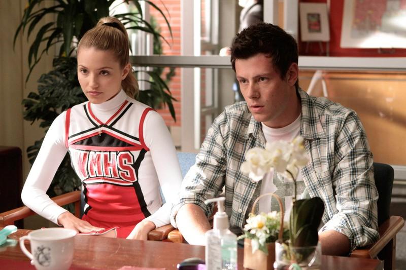 """Mit seiner tollpatschigen Art gewann der """"Glee""""-Star die Herzen der Fans."""