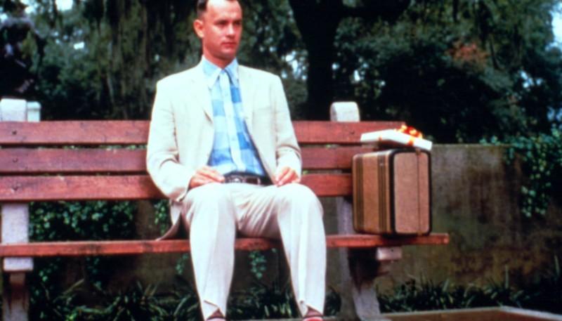 Tom Hanks übernahm die Rolle des Forrest Gump