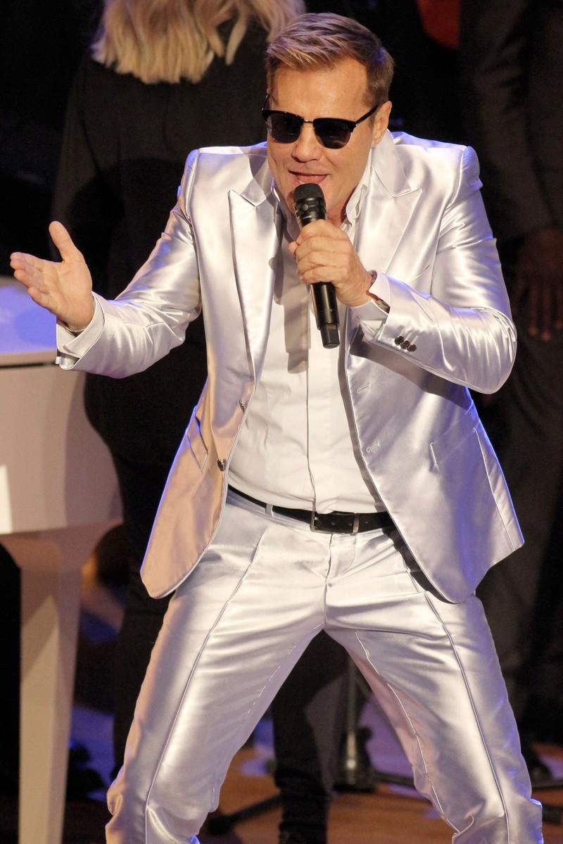 Dieter Bohlen gehört zu den reichsten Stars in Deutschland und landet bei den Top 10 auf Platz 3.