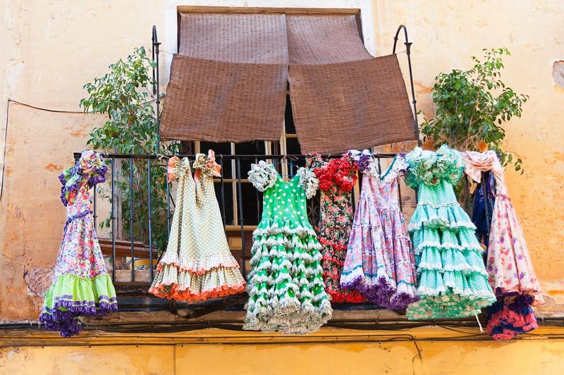 """""""Los del Rio"""" kamen durch eine Flamenco-Tänzerin auf ihren Song """"Macarena""""."""