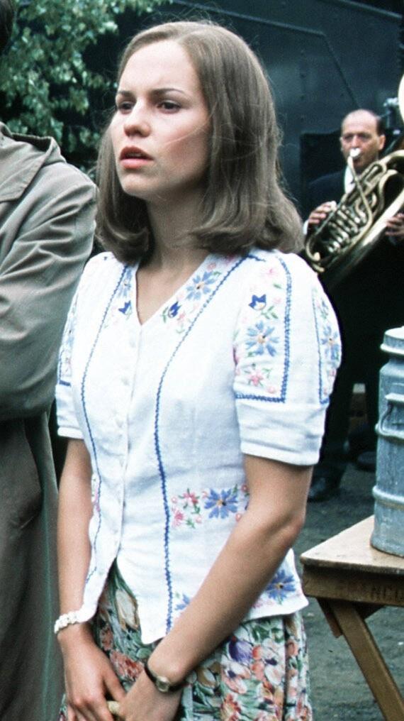 """Birthe Wolter spielte 2003 Ingrid in ,,Das Wunder von Bern"""""""