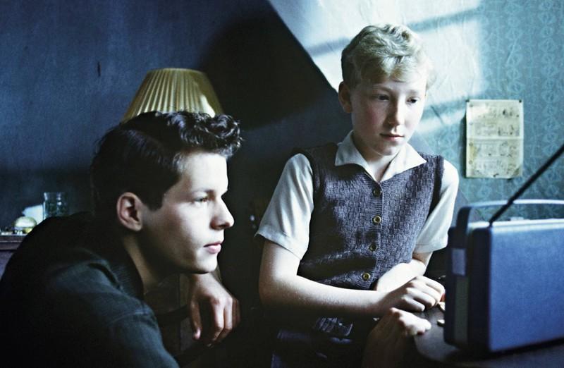 Der siebzehnjährige Sohn Bruno, mit den Verbrechen der Nazis aufgewachsen, wurde zum Kommunisten