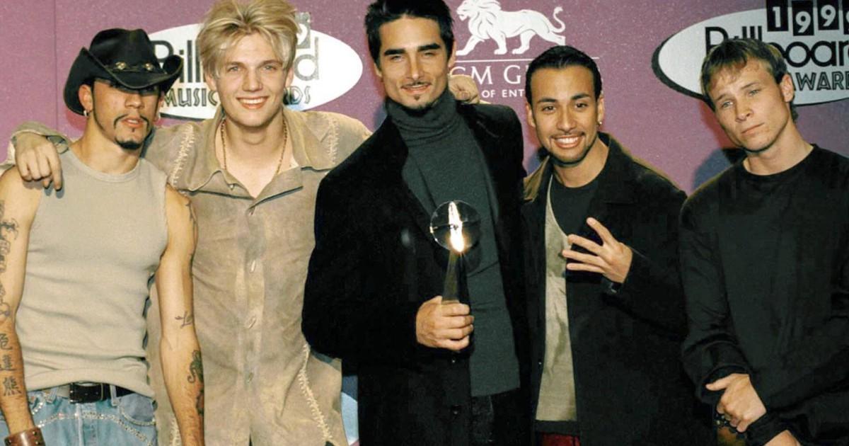 """""""Backstreet Boys"""": Wie sehen die Stars der Boyband heute aus?"""