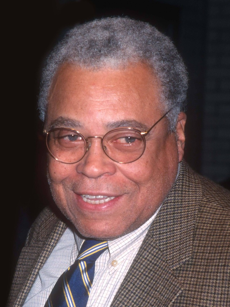 "James Earl Jones sprach ,,Darth Vaders"" Stimme"