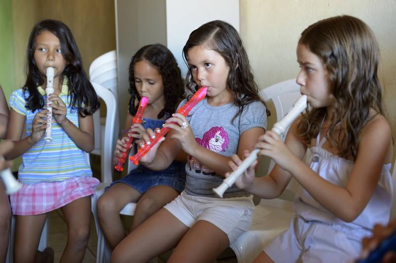 Blockflöten war das Musikinstrument für die Grundschüler der 90er.