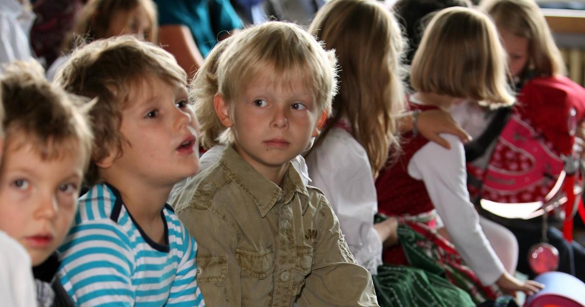 Nur Grundschüler der 90er in Deutschland verstehen die 10 Bilder
