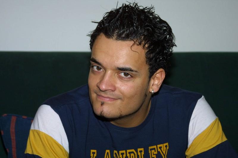 "Giovanni Zarrella war Teil der Band ""Bro'Sis""."