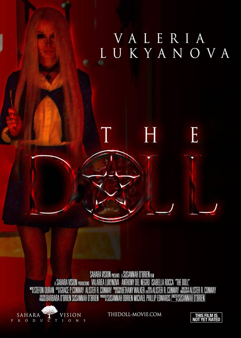 "Der Horrorfilm ""The Doll"", in dem das Model und die Influencerin mitspielt"