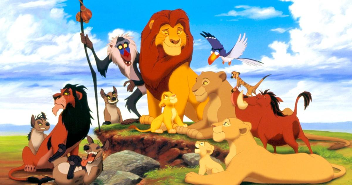 """Künstler zeigt, wie """"Der König der Löwen""""-Figuren in echt aussehen würden"""