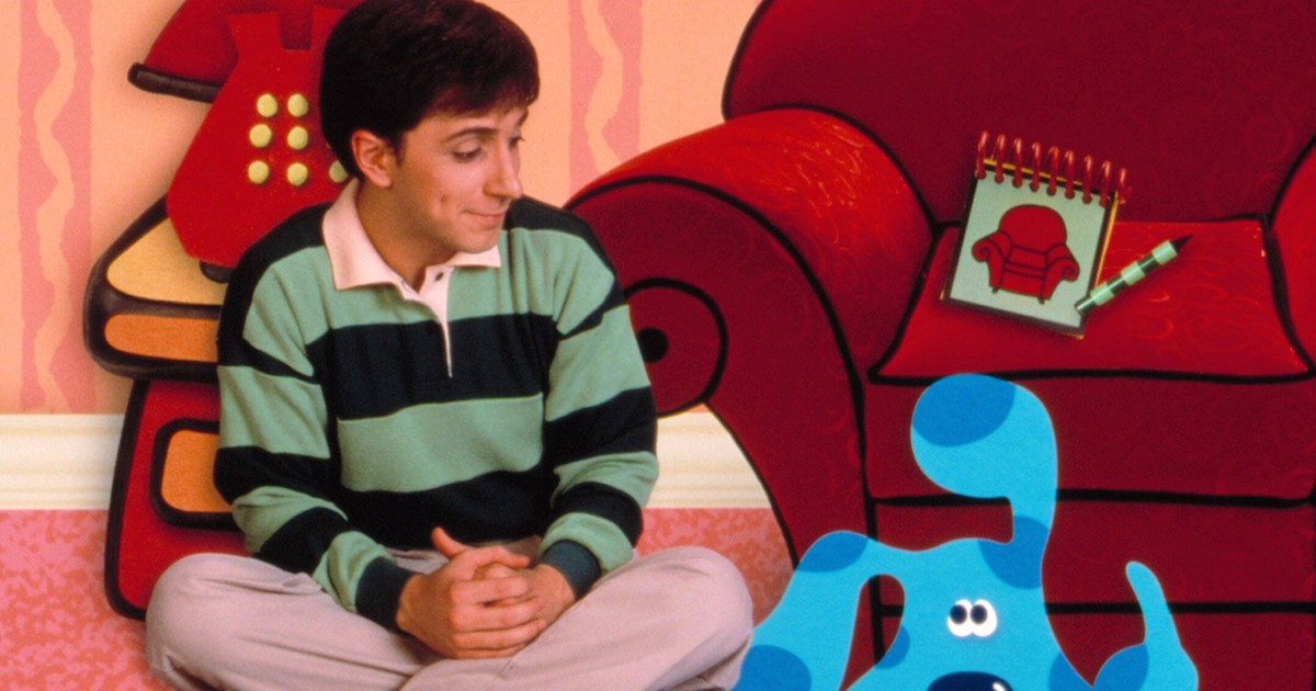 """Was wurde aus Steve von """"Blue's Clues""""?"""