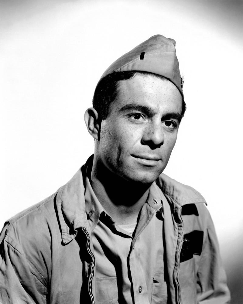 """Carl """"Alfalfa"""" Switzer wurde mit der Serie """"Die kleinen Strolche"""" berühmt."""