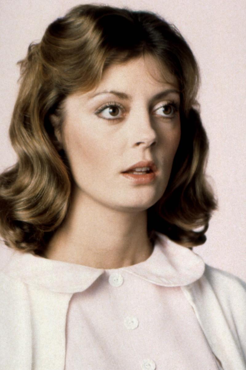 """Die Protagonistin Janet Weiss, die in """"The Rocky Horror Picture Show"""" eine Rolle hatte"""