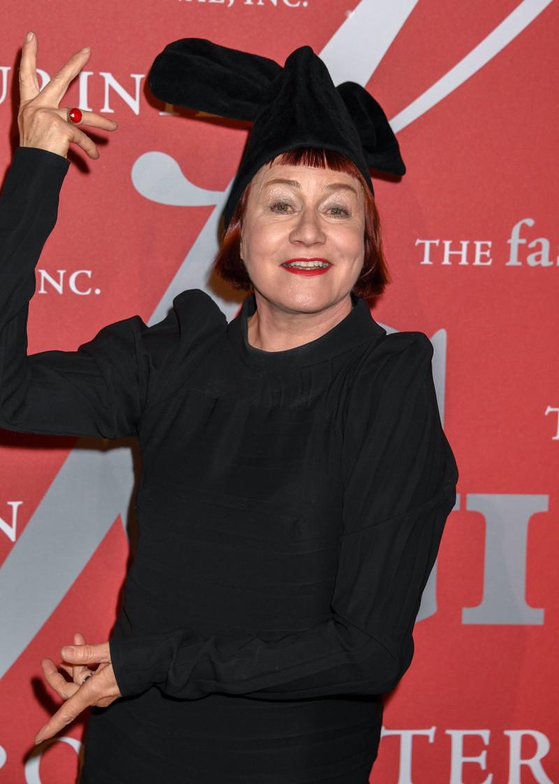 Ein Bild von Nell Campbell, die durch den Film ihren Durchbruch schaffte und erfolgreich wurde