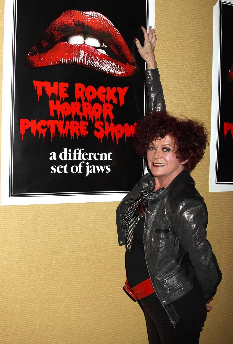 Patricia Quinn, die 76 Jahre alt und immer noch ziemlich stolz auf ihre Rolle ist