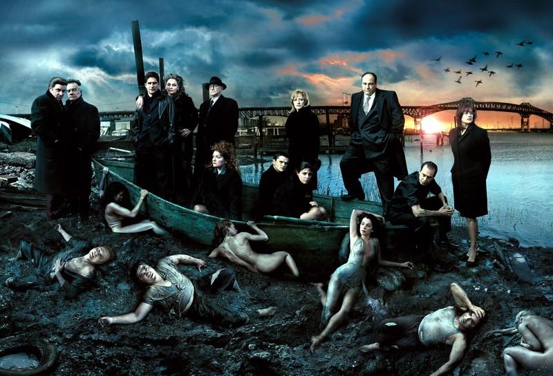 Tony Soprano hat Probleme mit seiner eigenen Familie und seinen Mafiakollegen.