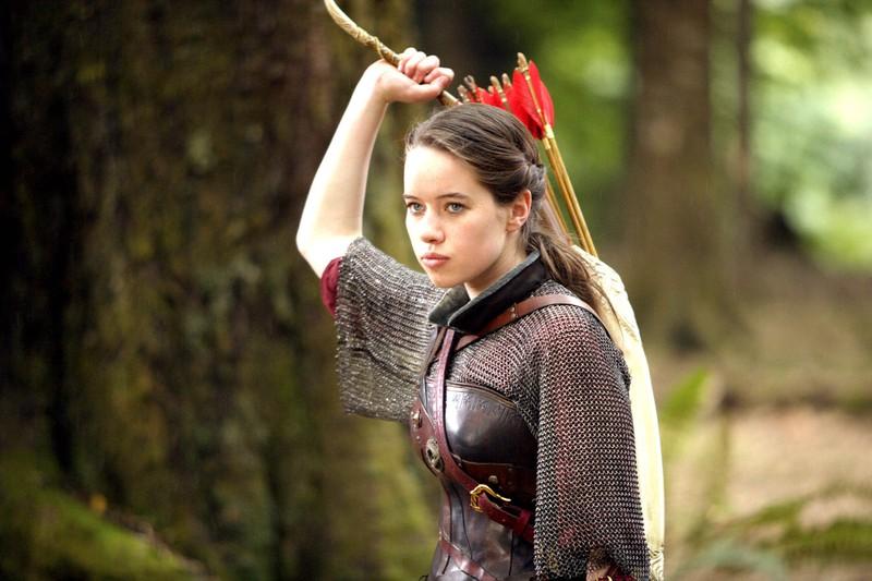 """Anna Popplewell in """"Die Chroniken von Narnia"""""""