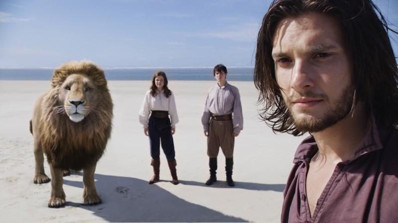 """Ben Barnesin """"Die Chroniken von Narnia""""."""