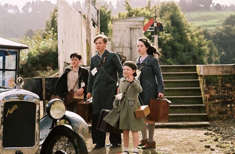 """Schauspieler William Moseley spielte """"Peter Pevensie""""."""
