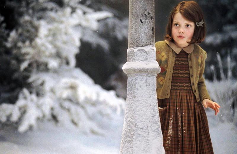 """Sie spielte die Lucy in """"Die Chroniken von Narnia""""."""