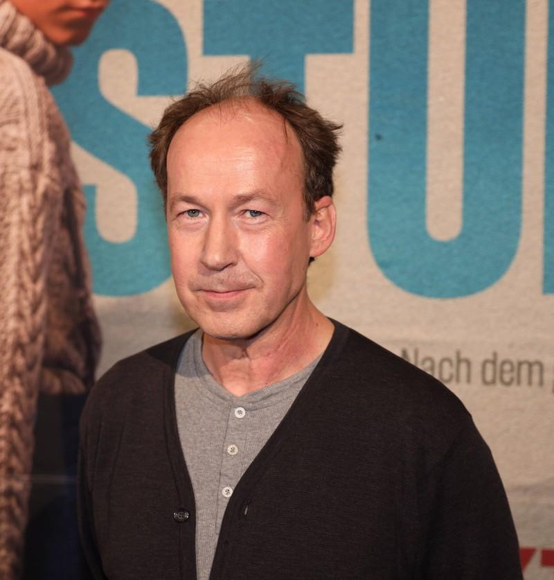 Ulrich Noethen gehört heute zu den großen deutschen Schauspielern.